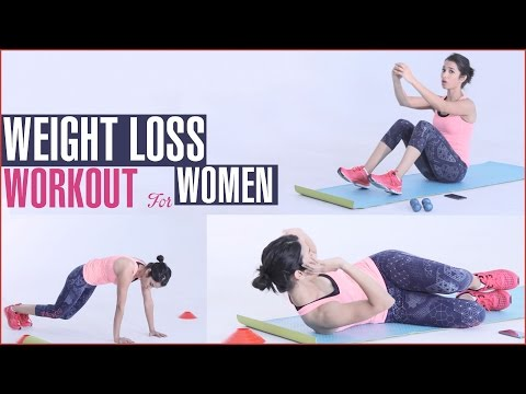HIIT WEIGHT LOSS WORKOUT For Women At Home