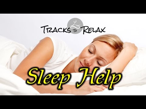 Sleep help to end insomnia and fall asleep fast at bedtime, sleep better tonight