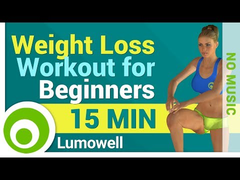 Weight Loss Workout for Beginners at Home