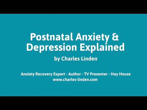Postnatal Anxiety – Postpartum Anxiety – Postnatal Depression Cure Treatment