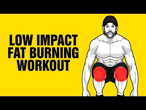 10 min Low Impact HIIT Fat Burning Workout – Sixpackfactory – Cardio