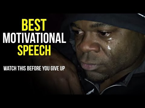WATCH THIS BEFORE YOU GIVE UP – Motivational Video for Laziness, Depression & Anxiety (best speech)