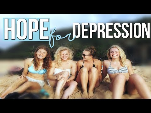OVERCOMING DEPRESSION & ANXIETY   My Story