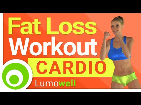 Weight Loss Cardio Workout at Home | 35 Minutes