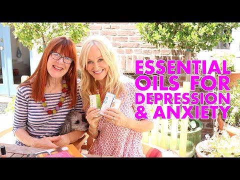 Best Essential Oils for Depression and Anxiety