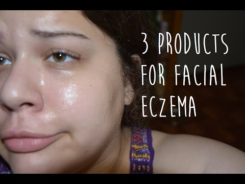 3 Products for Facial Eczema