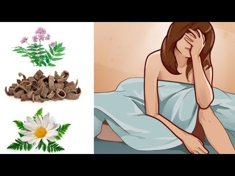 5 Healing Herbs To Beat Insomnia & Get The Best Sleep Ever