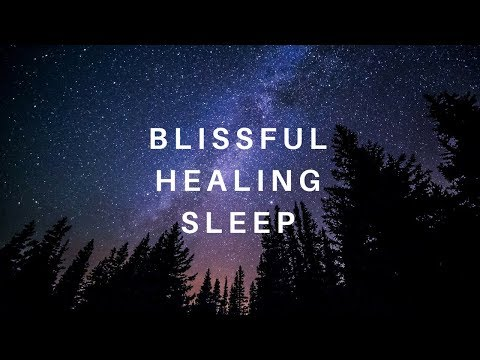 Blissful Healing Sleep Music with Binaural Beats / Delta Waves for Insomnia, Emotional Healing