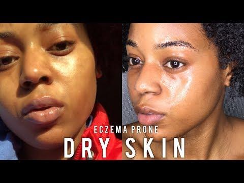Radiant Everyday Skin Care Routine   Very Dry Skin + Eczema   Bria Katana
