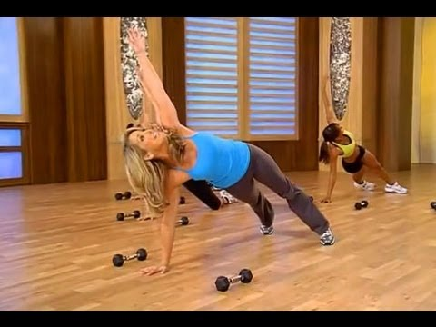 Cardio Burn Weight Training Workout