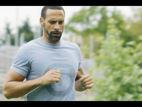 Rio Ferdinand's At Home Full-Body Weightloss Workout