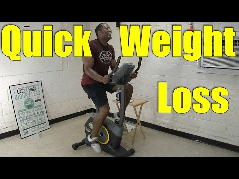 For Quick Weight Loss… My Bike Workout Better Than Spin & Soulcycle