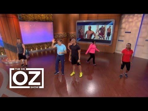 Shaun T's 5-Minute Fat-Blasting Workout