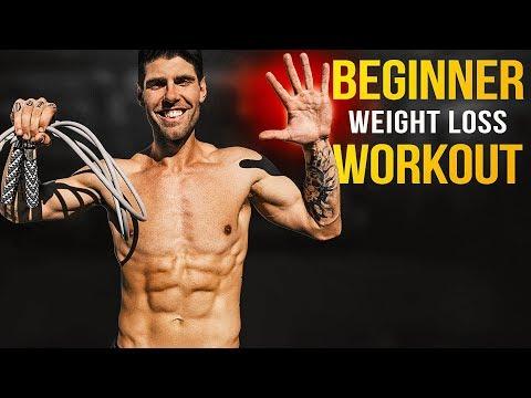 5 Min Beginner Weight Loss Workout