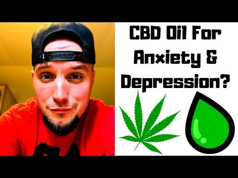 CBD Oil (REALLY) Works For Anxiety & Depression???