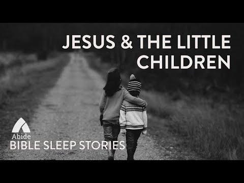 Guided Meditation for Sleep & Insomnia: Jesus & The Little Children