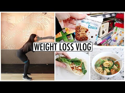 WEIGHT LOSS VLOG: Workout + What I Eat In A Day + More!