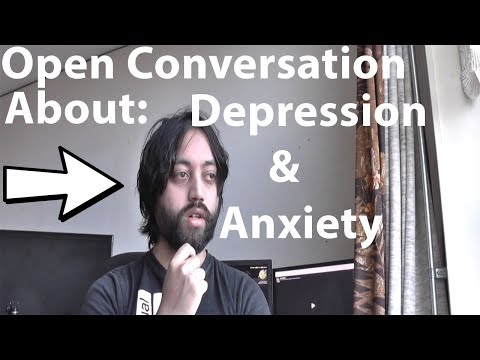 Depression and Anxiety – An open conversation & Some Motivational Ideas For Mental Health Issues