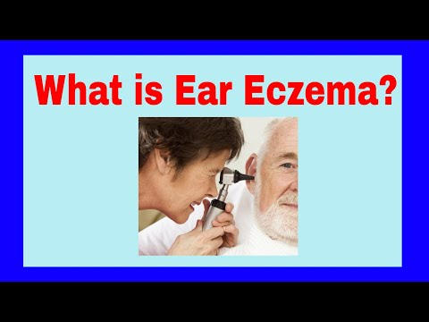 What is Ear Eczema | What Causes Eczema on Ears