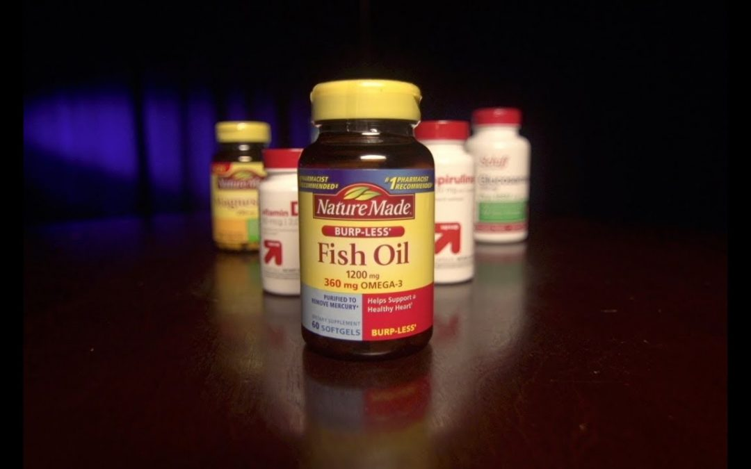 What's Really in Your Fish Oil? Labdoor's Market-Based Approach to Taming the Supplement Industry.