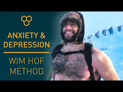 Depression and Anxiety | Wim Hof Method