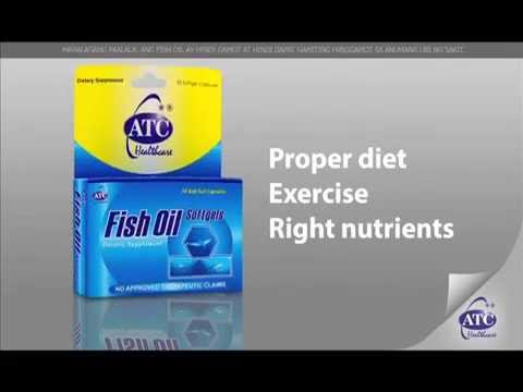 ATC Fish Oil commercial