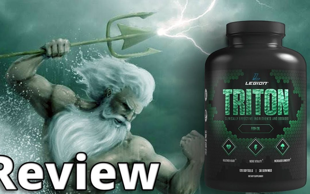 Legion Athletics: Triton Fish Oil Supplement Review