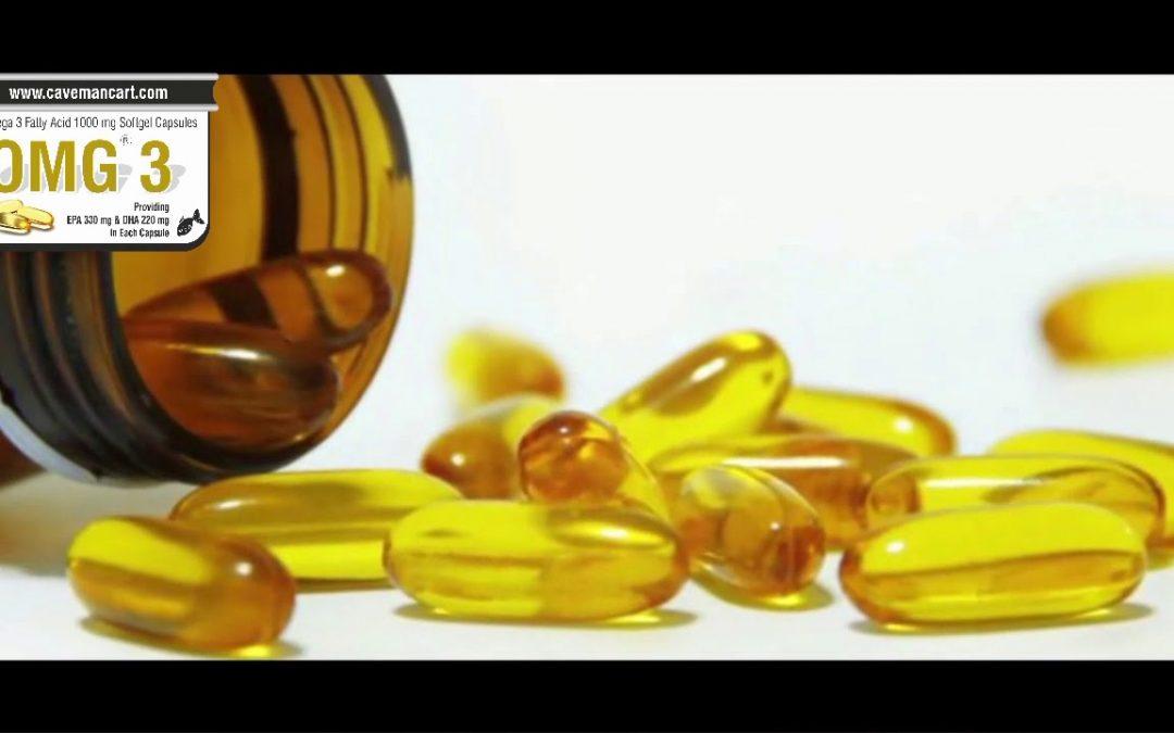 OMG 3 (Omega 3) Benefits Tamil