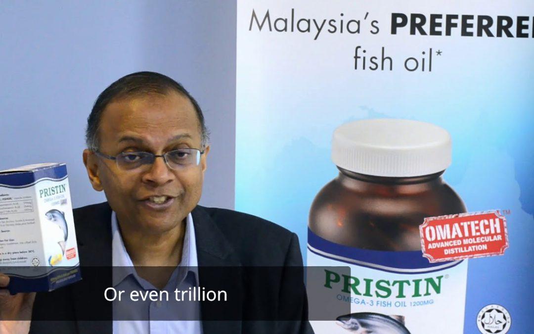 PRISTIN Toxin-Free Fish Oil, A better choice!