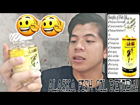 ALASKA FISH OIL REVIEW!! | (DAMING GOOD BENEFITS!!) | Mrkdrrn Vlogz