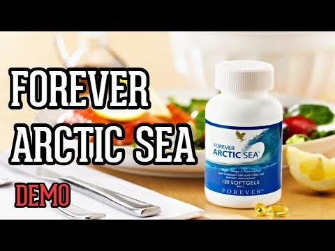 Forever Arctic Sea Demo | Omega 3 Benefits | EPA And DHA (FLP) | Benefits Of Fish Oil Capsule