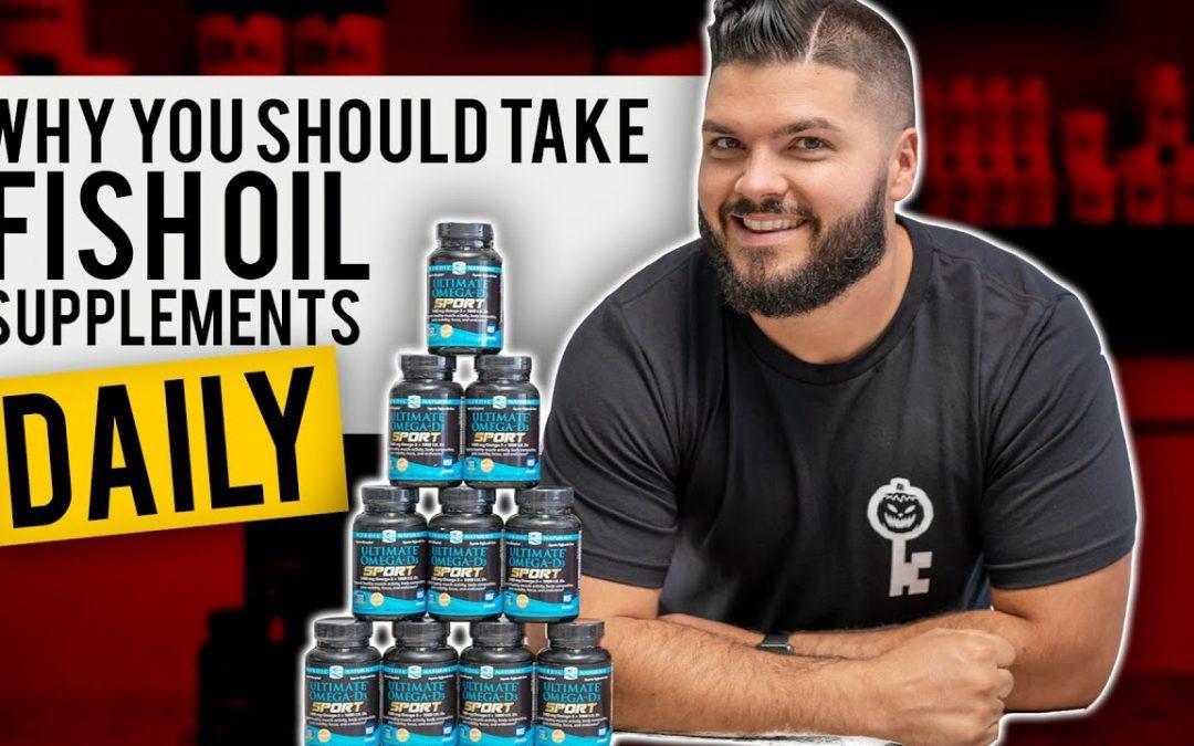 Best Fish Oil Supplement 2019 | 100 Subrscriber Giveaway