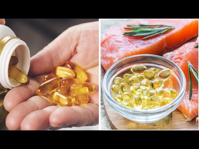 This Is How Omega 3 Fish Oil Affects Your Body If You Take It Daily