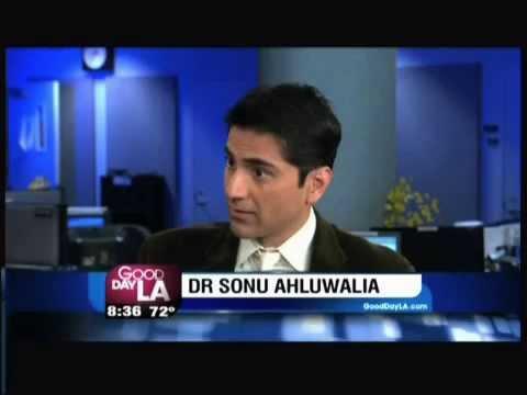Fish Oil + Low Testosterone – Dr. Ahluwalia visits Good Day LA