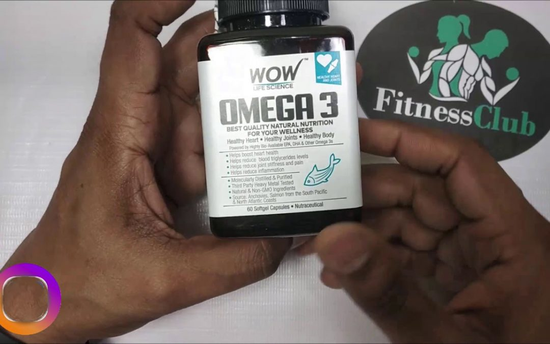 Wow Omega 3 Fish oil Review | ON Vs Wow Omega 3 | Best Fish Oil | Hindi