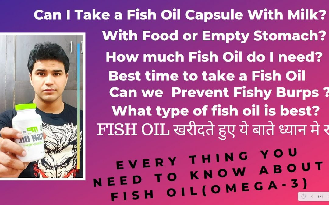 World's Best Fish Oil – Omega 3 Guaranteed Results,Review ,Benefit