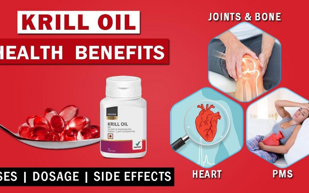 Vestige Krill Oil Benefits in Hindi [krill Oil], krill oil Vs Fish Oil | Uses, Dosage, Side Effects