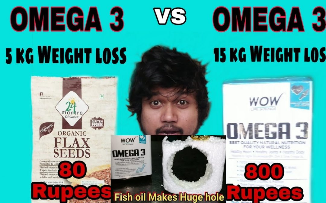 Omega 3 FISH OIL Capsules, The Truth