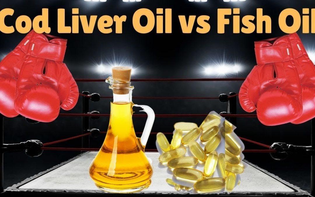 Cod Liver Oil vs Fish Oil | Which Fish Oil Is Better?