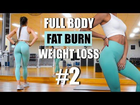 10 MIN FULL BODY FAT BURN WORKOUT PART 2 | WEIGHT LOSS AT HOME | BEGINNER FRIENDLY | NVGTN