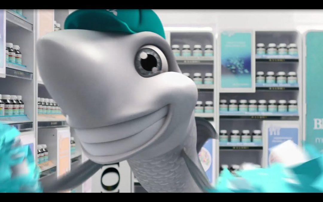 Blackmores Odourless Fish Oil 1000 : อย่าแค่ท่องต้องลองกิน