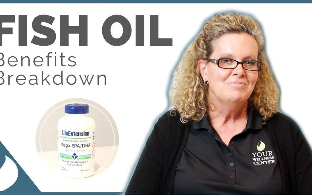 Fish Oil Benefits!