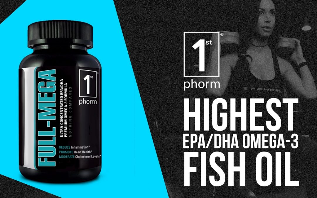 Full-Mega Review – Highest EPA / DHA Omega-3 Fish Oil Supplement