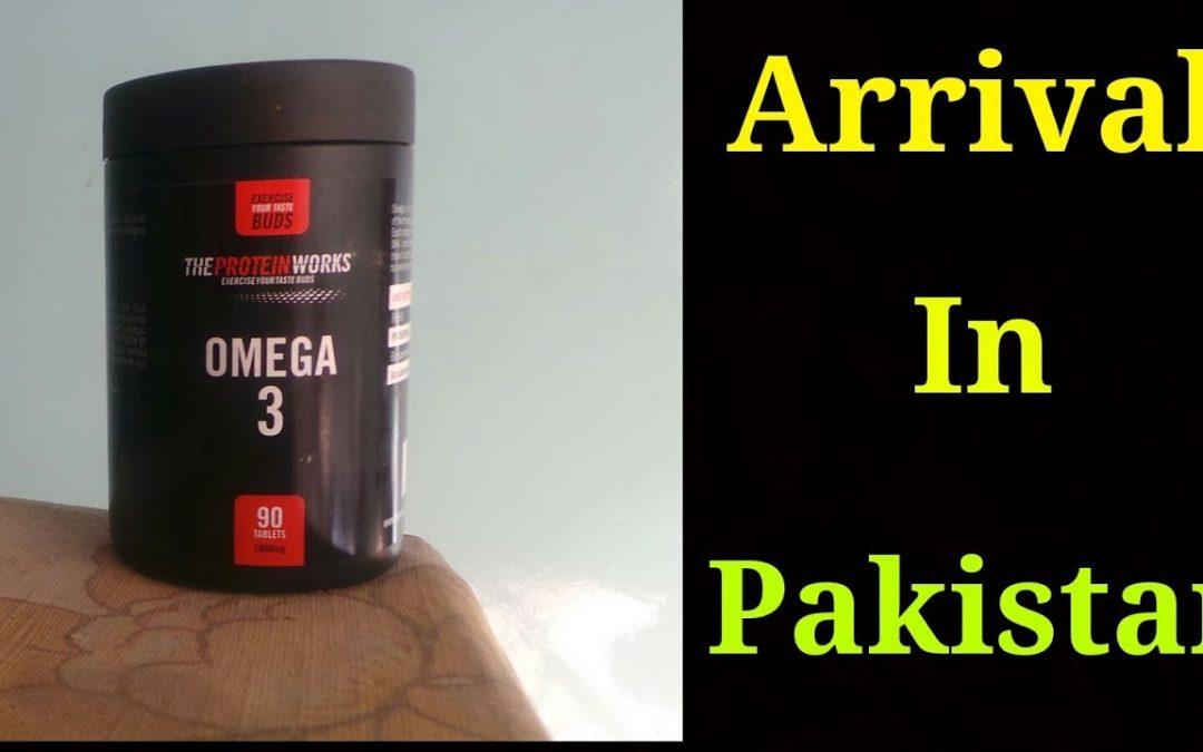 Omega 3 Fish Oil Capsules Arrival In Pakistan 100% Original | Hindi Urdu