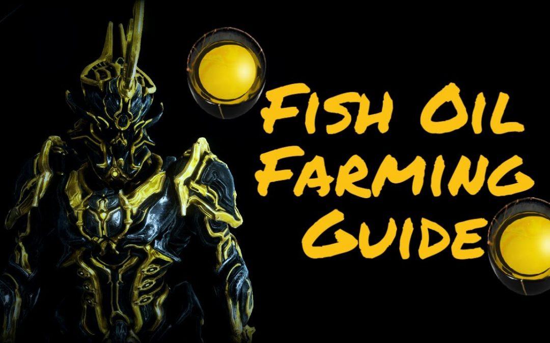 Warframe – Fish Oil Farming Guide