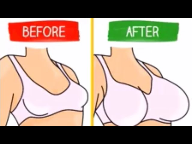 How To Increase Your Breast size   Advantages Of Fish Oil