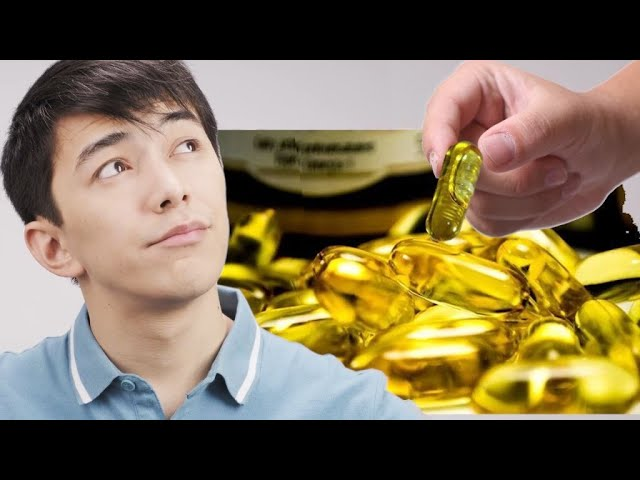 Great Benefits of Omega-3 Fish Oil | The most Important Facts About Fish Oil Pills and Capsules