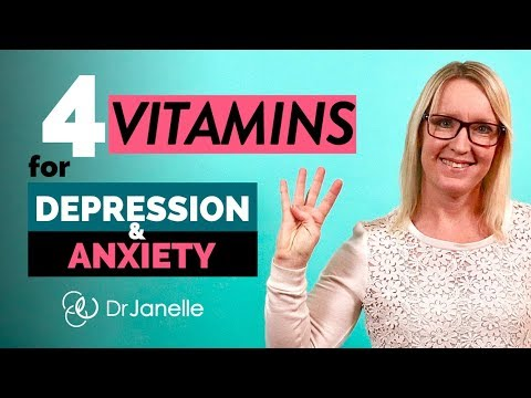 4 Key vitamins for depressionand anxiety: are you missing these vital nutrients?