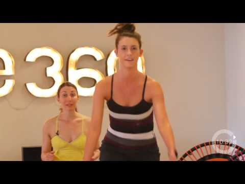 Rebounding for Weight Loss Workout Video with bellicon®