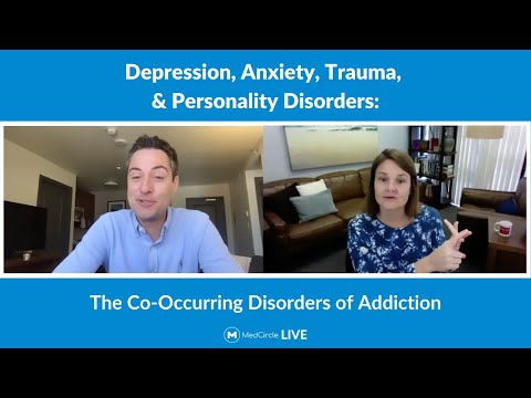 Depression, Anxiety, Trauma, & More: The Co-Occurring Disorders of Addiction